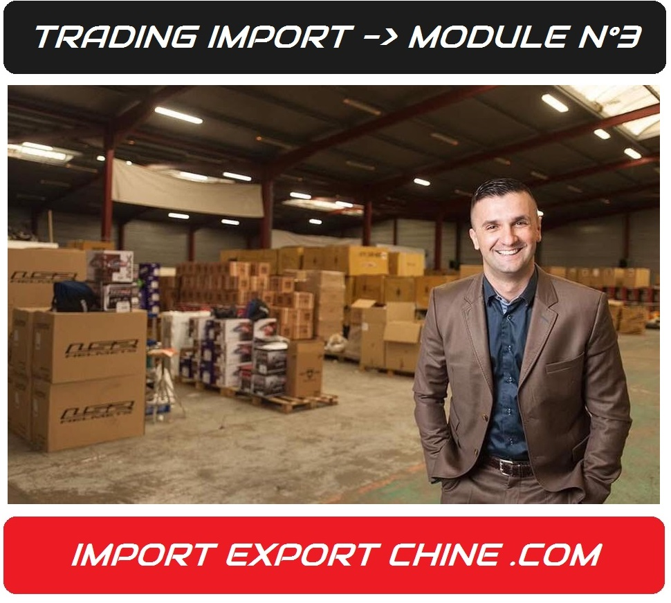 gestion stock location entrepot import export chine