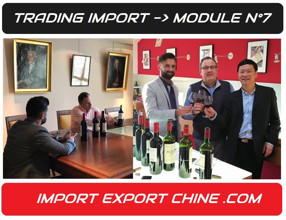 formation trading import exportation import export chine