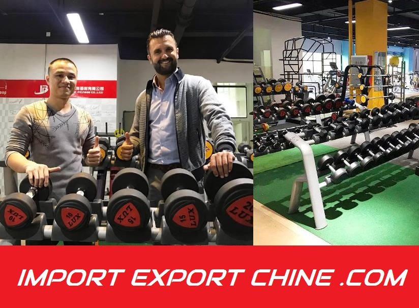materiel musculation chine import export chine